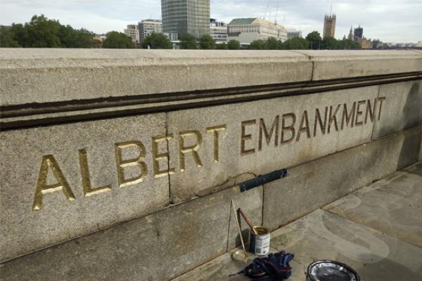 Albert Embankment Deep Clean 2020