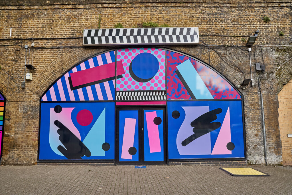 mr penfold art in the arches
