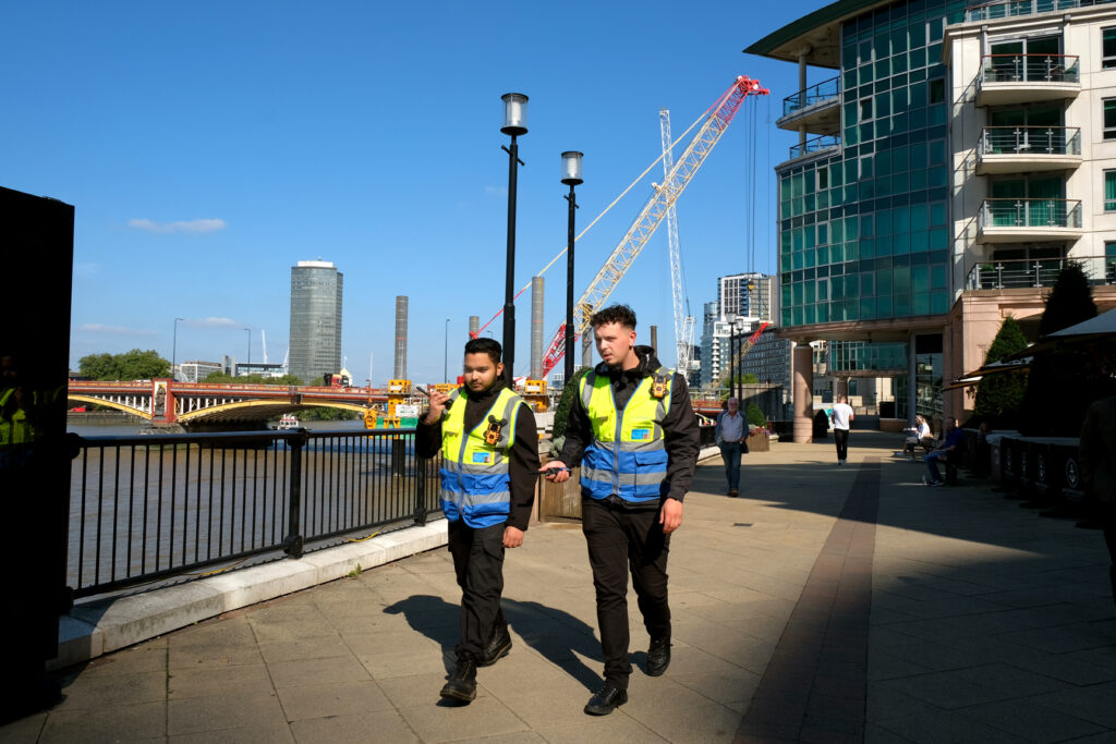 Vauxhall One Security team